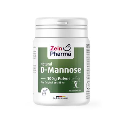 Természetes D-mannóz
