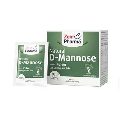 D-mannóz tasakok
